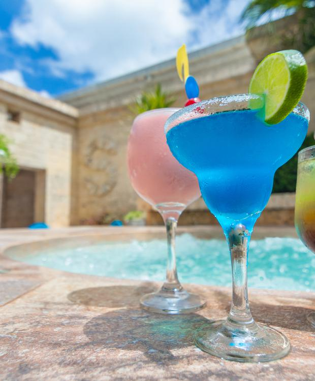 Food and drinks GHL Relax Hotel Sunrise San Andres