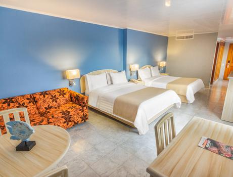 Double Room GHL Relax Hotel Sunrise San Andres