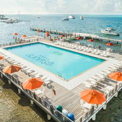 OUTDOOR SWIMMING POOL GHL Relax Hotel Sunrise San Andres